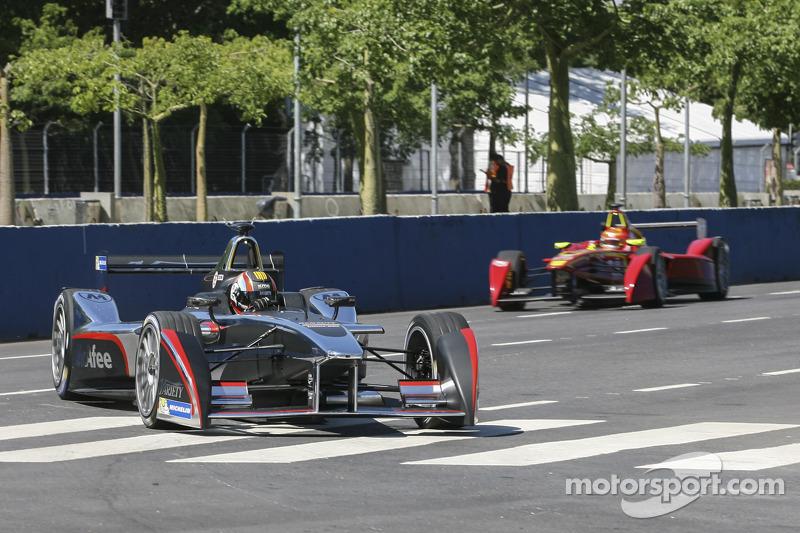 Oriol Servia, Dragon Racing Formula E Team