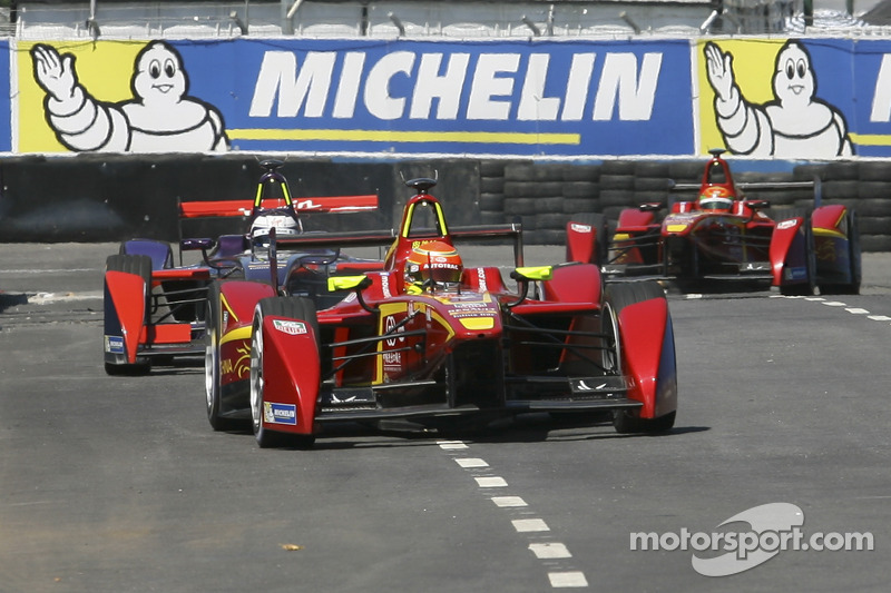 Нельсон Піке мол.., China Racing Formula E Team Сем Бьорд, Virgin Racing Formula E Team Хо-Пін Тунг,