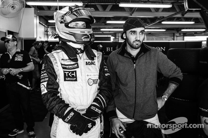 Yelmer Buurman , dan Abdulaziz Al Faisal