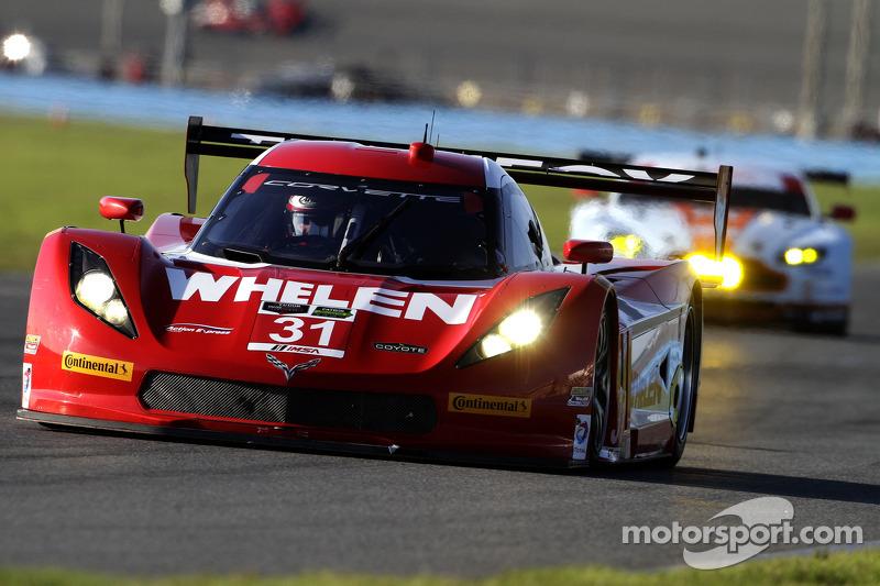 #31 Action Express Racing Corvette DP: Eric Curran, Dane Cameron, Phil Keen, Max Papis