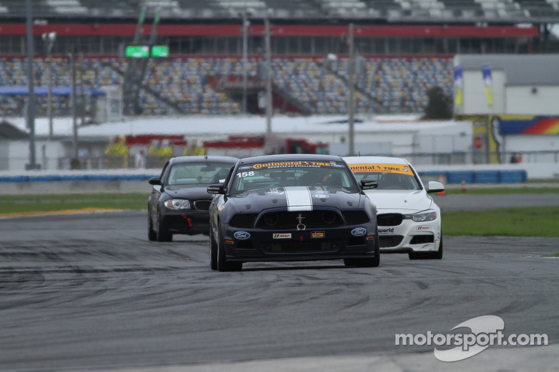 #158 Multimatic Motorsports Mustang Boss 302R: Jade Buford, Ian James, Austin Cindric