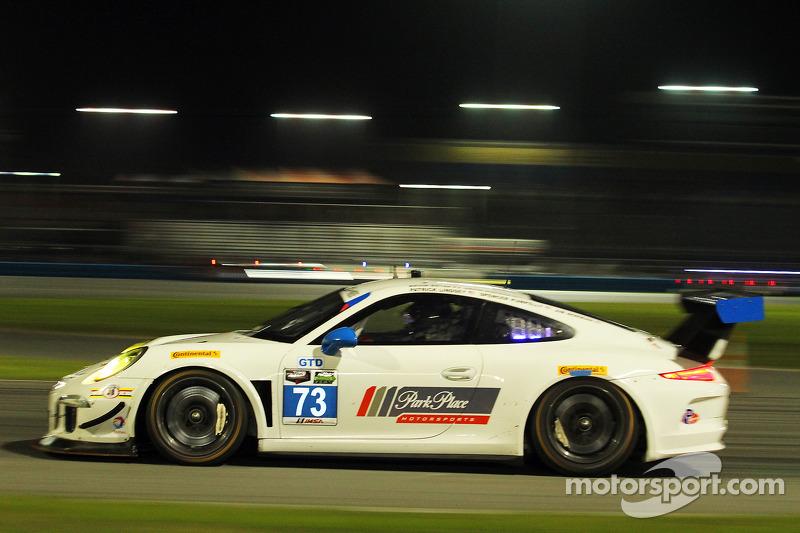 #73 Park Place Motorsports, Porsche 911 GT America