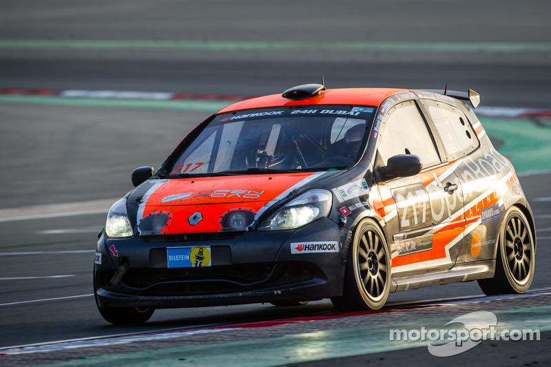 #217 Modena Motorsports, Renault X-85 Cup: Wayne Shen, Michael Soeryadjaya, Francis Tjia, Marcel Tjia, Christian Chia