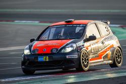 #217 Modena Motorsports Renault X-85 Cup: Wayne Shen, Michael Soeryadjaya, Francis Tjia, Marcel Tjia, Christian Chia