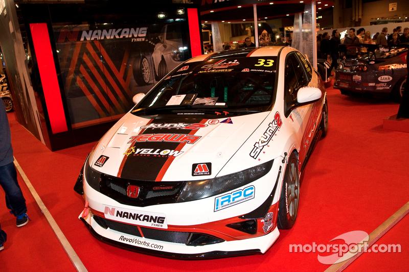 Mobil Touring Honda