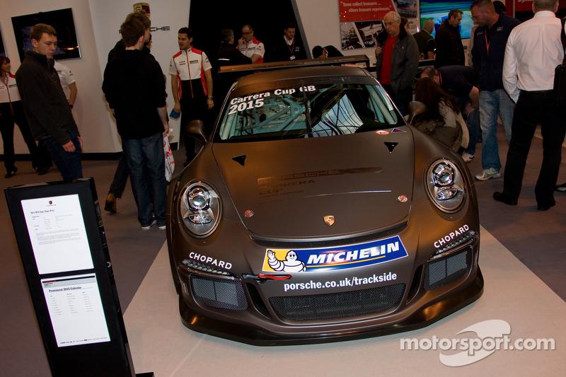 Porsche Carerra Cup Car