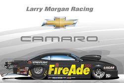 Livrée Larry Morgan