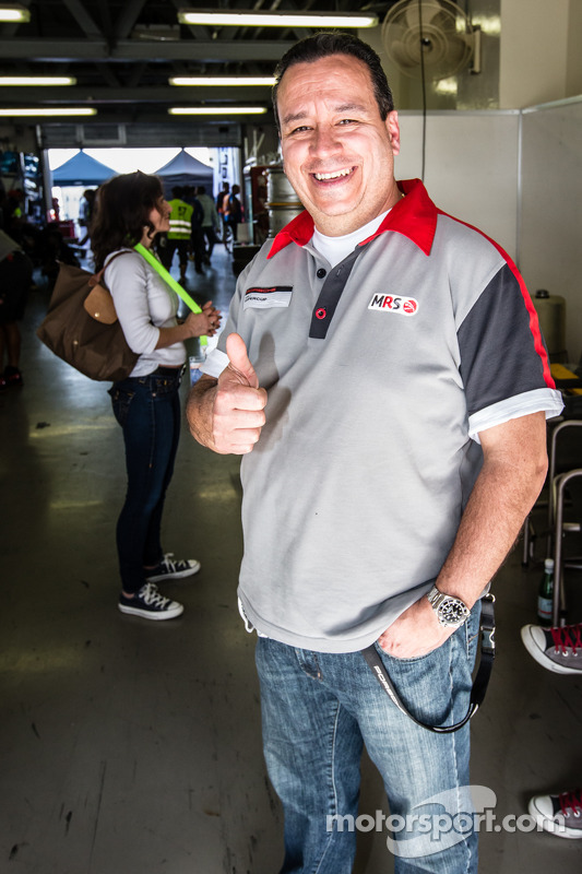 MRS GT-Racing's Johan Koning Hemmerling