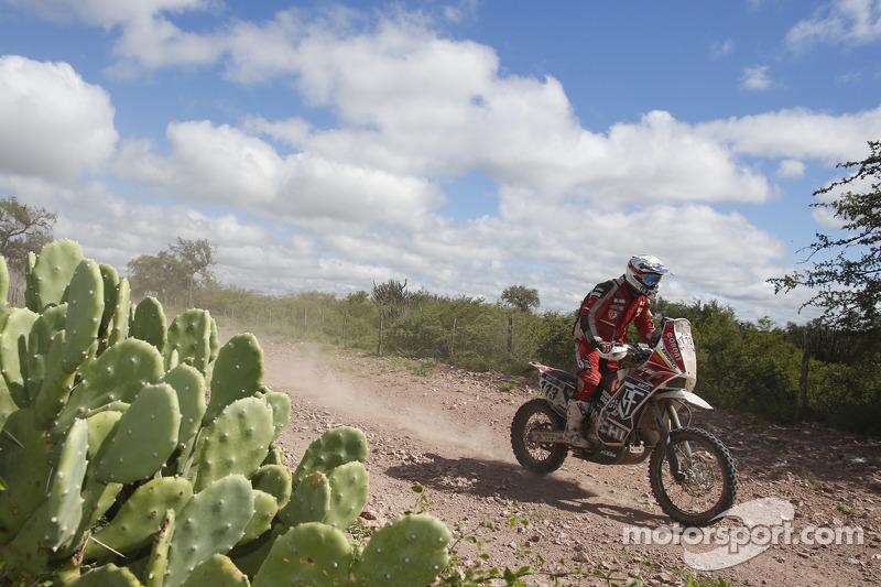 #113 KTM: Marco Brioschi