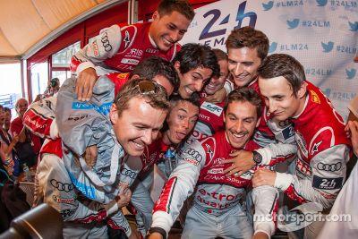 Sarthe Endurance - fotos da premiação