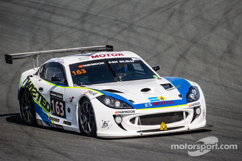 #163 Optimum Motorsport, Ginetta G55 GT4: Euan Hankey, Salih Yoluc, Bradley Ellis, Adrian Barwick