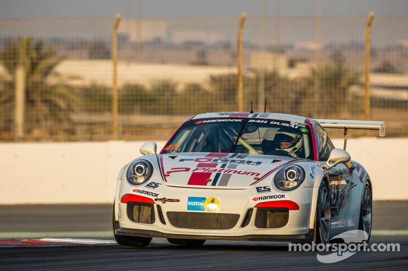 #45 Forch Racing by Lukas Motorsport Porsche 991 Cup: Christofer Ramirez, Patrick Eisemann, Steve Fe