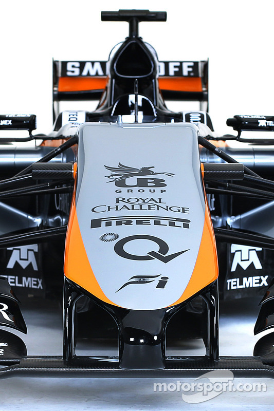 2015 Sahara Force India pintura