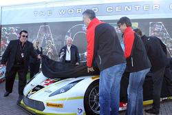 Action Express Racing stellt einen neuen Sponsor vor