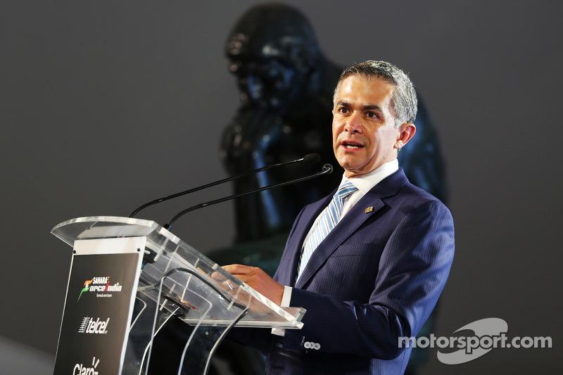 Miguel Angel Mancera, Bürgermeister von Mexiko-Stadt