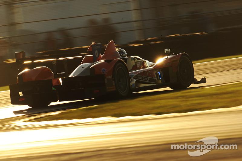 #11 RSR Racing, Oreca FLM09 Chevrolet: Chris Cumming, Bruno Junqueira, Jack Hawksworth, Gustavo Mene