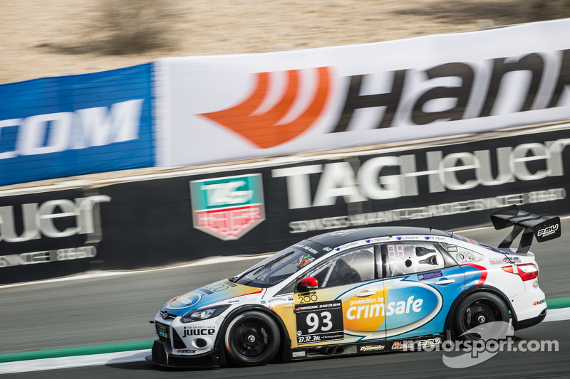 #93 MARC Cars Australia MARC Focus V8: Jake Camilleri, Scott Nicholas, Lindsay Kearns, Duvashen Padayachee