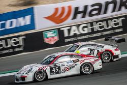 #45 Forch Racing by Lukas Motorsport Porsche 991 Kupası: Christofer Ramirez, Patrick Eisemann, Steve Feige, Miro Konopka, Grzegorz Moczulski