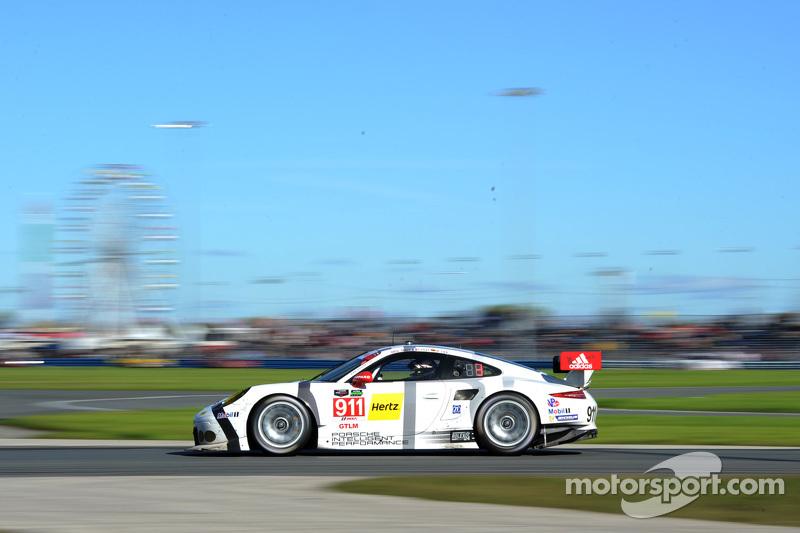 #911 Porsche North America Porsche 911 RSR: Nick Tandy, Marc Lieb, Patrick Pilet, Michael Christense