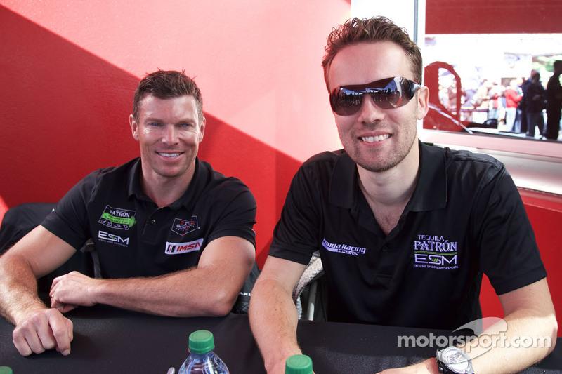 Scott Sharp und David Heinemeier, Hansson