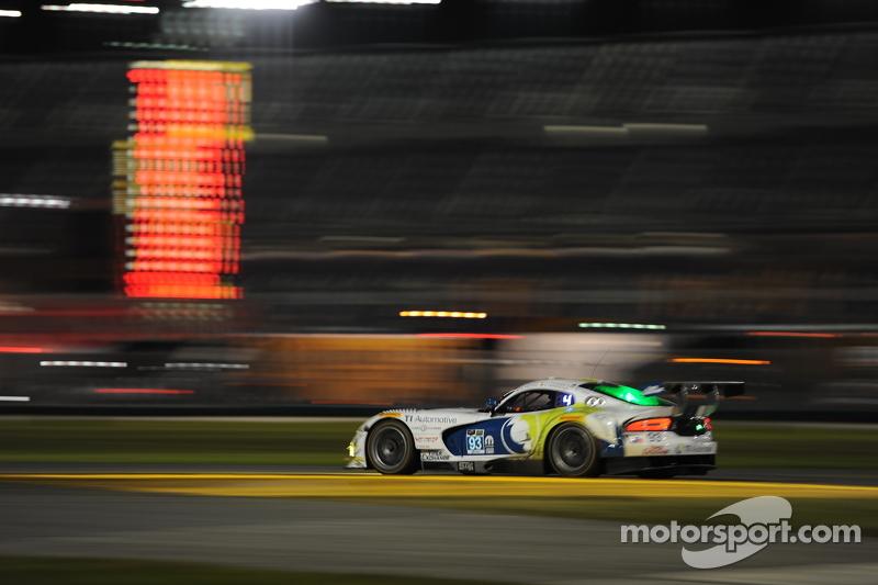 #93 Riley Motorsports,道奇Viper SRT: Al Carter, Ben Keating, Dominik Farnbacher, Kuno Wittmer, Cameron