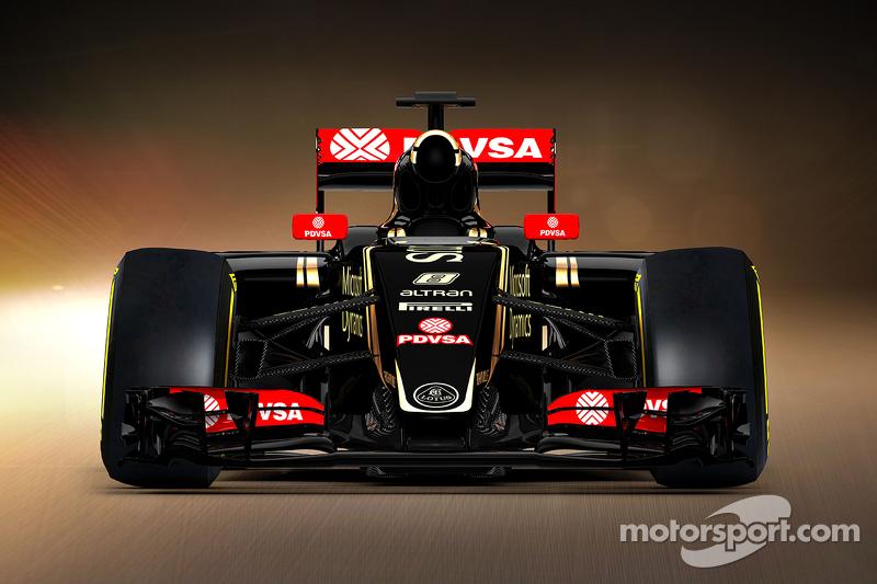 Der neue 2015 Lotus E23 Hybrid
