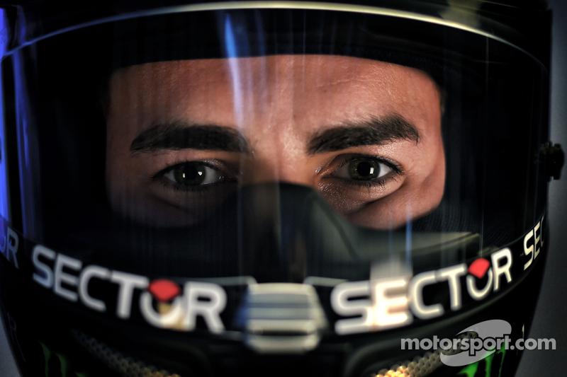 Jorge Lorenzo, de Yamaha Factory Racing