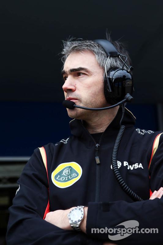 Нік Честер, Lotus F1 Team технічний директор
