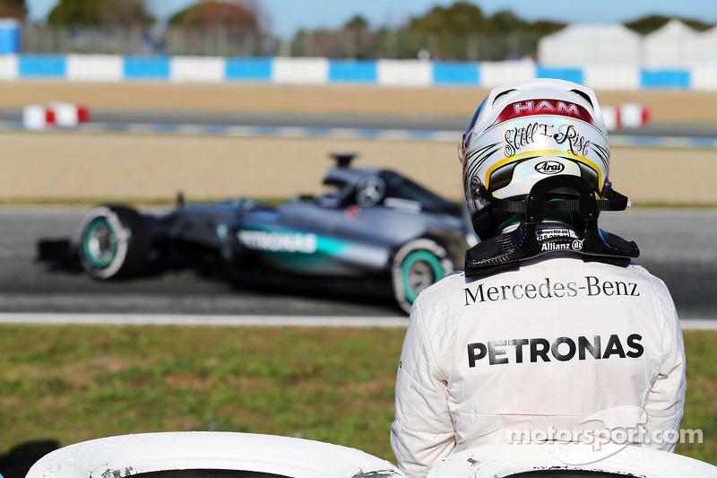 Essais privés de Jerez 2015