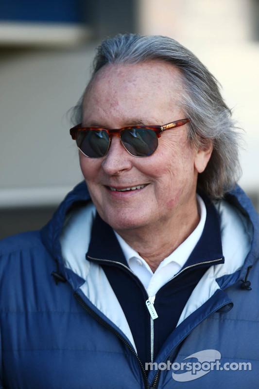 Manseur Ojeh, acionista da McLaren