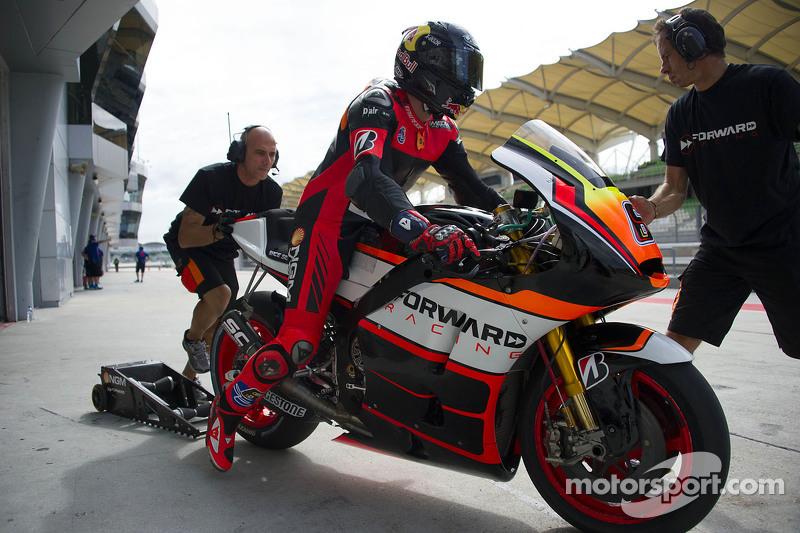 Stefan Bradl, Forward Racing, Yamaha