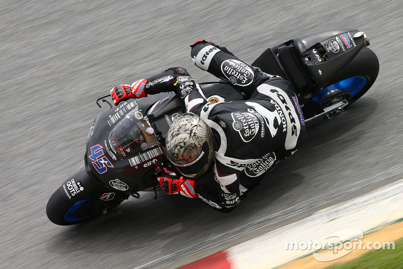 Scott Redding, Marc VDS, Honda