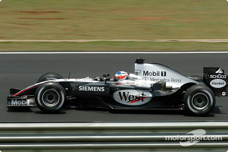 2004: McLaren MP4-19B