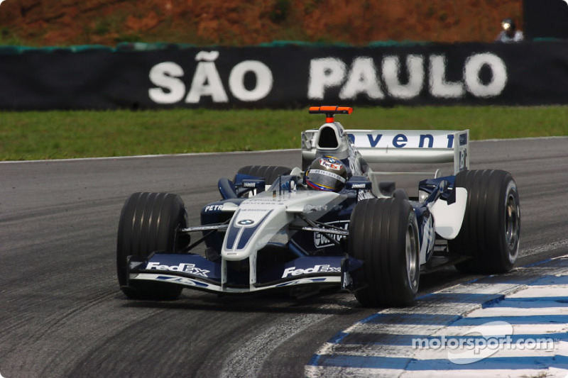 2004: Juan Pablo Montoya, Williams-BMW FW26