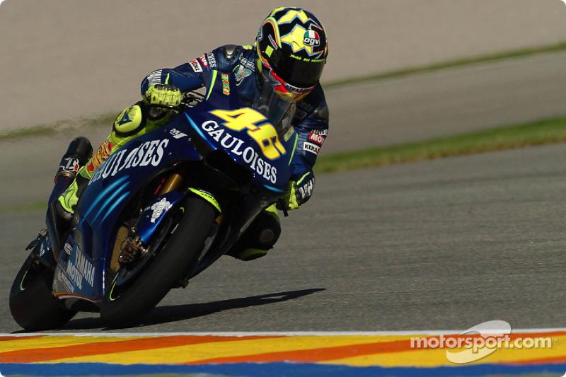 2004. Valentino Rossi