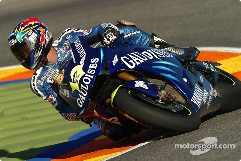 2004 - Norick Abe (MotoGP)