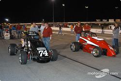 Brad Kuhn et Danny Drinan