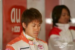 Toyota Supra: Yuji Tachikawa, Seiji Ara