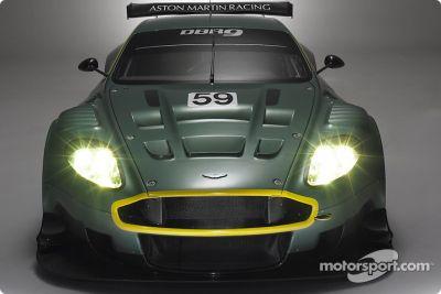 Aston Martin Racing DBR9 launch, Gaydon, UK