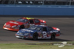 Ron Hornaday Jr. and Mike McLaughlin