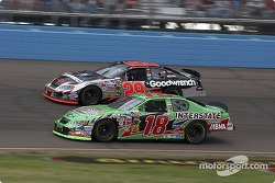Bobby Labonte and Kevin Harvick
