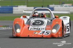 #35 G Force Racing Pilbeam-Nissan: Sylvie Delcour, Philippe Haesebrouck, Frank Hahn