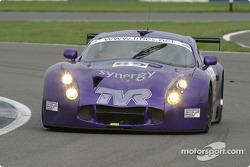 #89 Chamberlain Synergy Motorsport TVR Tuscan 400R: Chris Stockton, Bob Beridge, Michael Caine