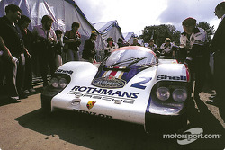 Rothmans Porsche 956 : Jochen Mass, Vern Schuppan
