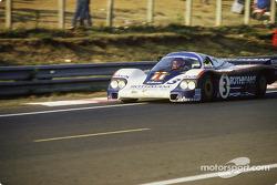 Rothmans Porsche Porsche 956 : Hurley Haywood, Al Holbert, Jürgen Barth