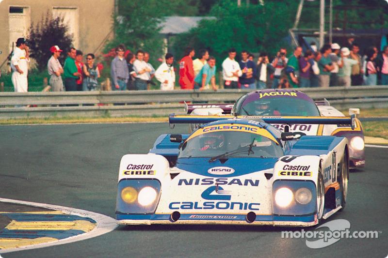 Nissan Motorsport March 87G Nissan : Kazuyoshi Hoshino,Takao Wada, Aguri Suzuki