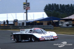 #74 Gebhardt Motorsport Gebhardt GC853 Ford: Stanley Dickens, Pierre de Thoisy, Jean-François Yvon