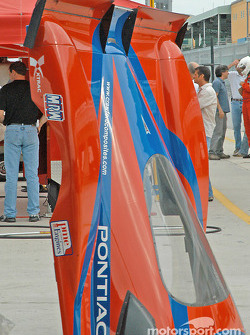 Bodywork of #20 Howard - Boss Motorsports Pontiac Crawford