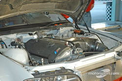 Powerplant of the #21 Prototype Technology Group BMW M3