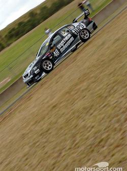 Owen Kelly settling in with WPS Racing